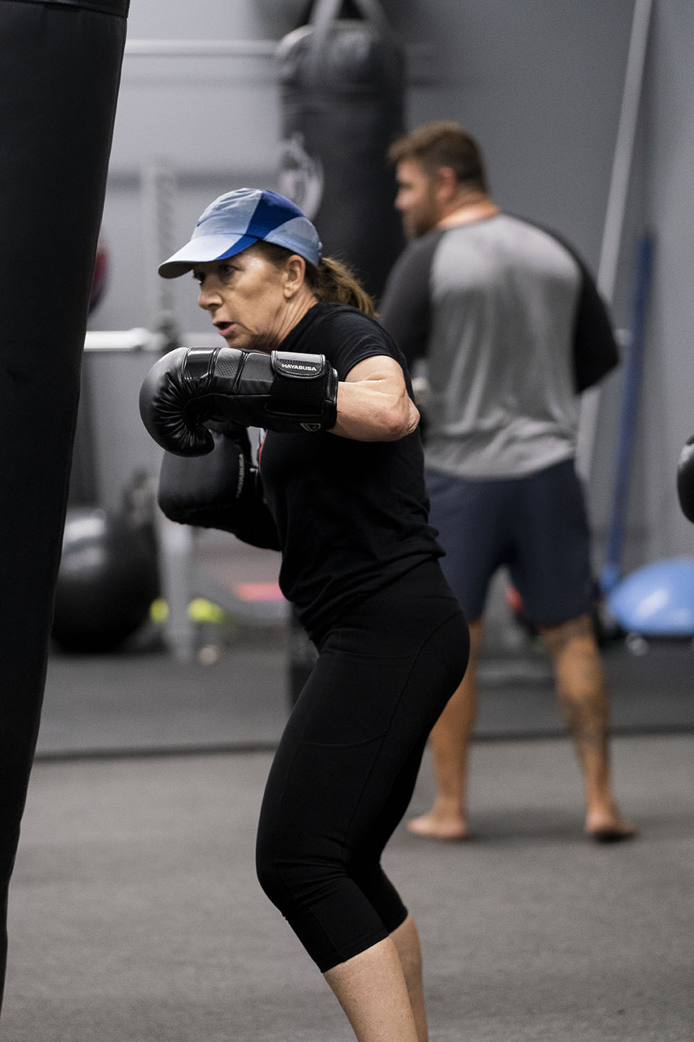 cardio kickboxing for all ages in east valley