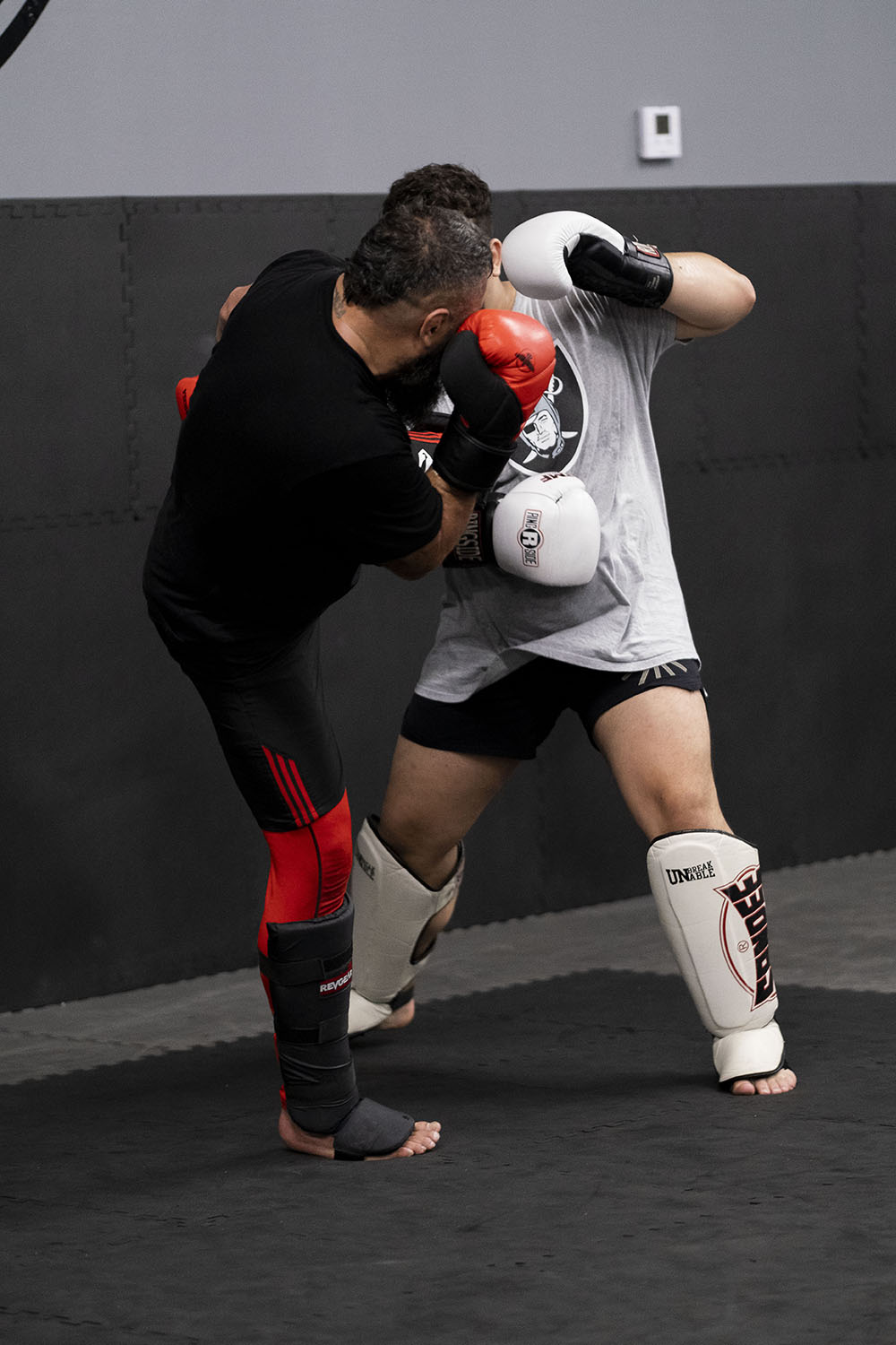martial arts training in the valley